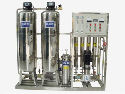 山东水处理设备生产厂家图片